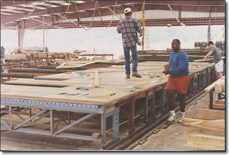Manufacturing Roof Trusses Requires Different Setup Times Depending On The  Manufacturing Sequence And On The Type Of Manufacturing Apparatus That Is  Used.